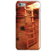 Sunlight shines in Kiva Ladder Opening iPhone Case/Skin