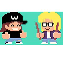 Waynes World TAITO alt Photographic Print