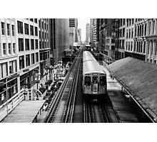 Chicago way Photographic Print