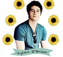 Dylan O'Brien by castielbitches