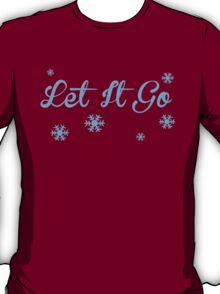 Let It Go, Frozen T-Shirt