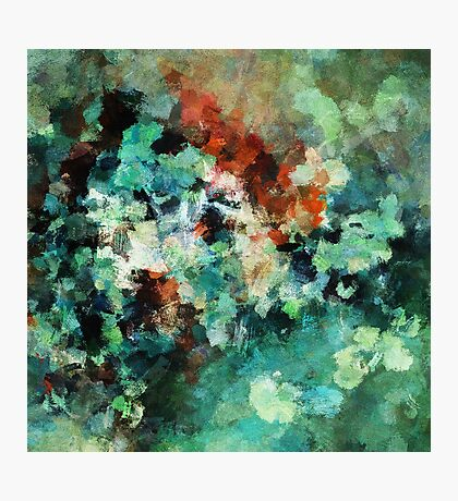Colorful and Modern Abstract Art Photographic Print