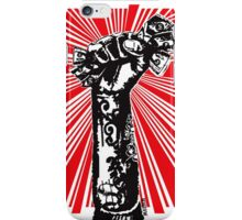 Greed Culture Tee iPhone Case/Skin