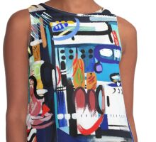 Abstract Interior #12 Contrast Tank