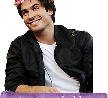 Ian Somerhalder by castielbitches