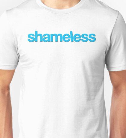 Shameless US LOGO Unisex T-Shirt