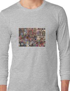 Movie stars Long Sleeve T-Shirt