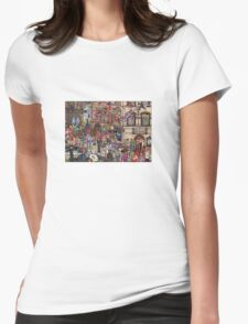 Movie stars Womens Fitted T-Shirt