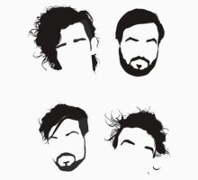The 1975 - Minimalist Heads by Posteritty