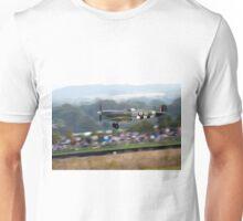 Spitfire landing Unisex T-Shirt