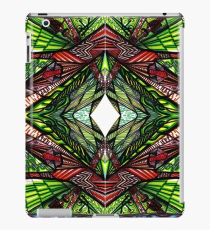 Hammock View Psychedelic iPad Case/Skin