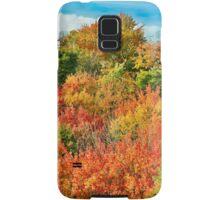 Autumn at Cut River Samsung Galaxy Case/Skin