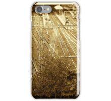 Waverley Station, Edinburgh iPhone Case/Skin