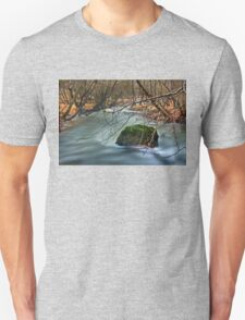Vouraikos river - Achaia Unisex T-Shirt