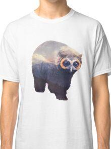 Owlbear in Mountains Classic T-Shirt