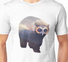 Owlbear in Mountains Unisex T-Shirt