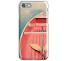 Floating On A Cloud iPhone Case/Skin