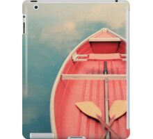 Floating On A Cloud iPad Case/Skin