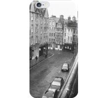 West Bow, Edinburgh iPhone Case/Skin