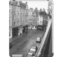 West Bow, Edinburgh iPad Case/Skin
