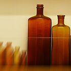 Retired Bottles Series #2 by Lexa Harpell