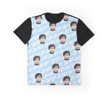 mini yuri katsuki (blue) Graphic T-Shirt