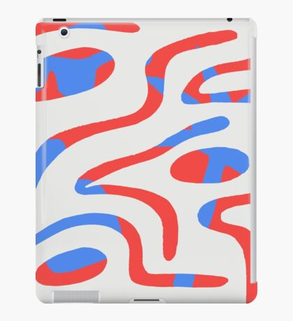 Double Reality (Orange Cream) iPad Case/Skin