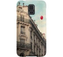 Balloon Rouge Samsung Galaxy Case/Skin