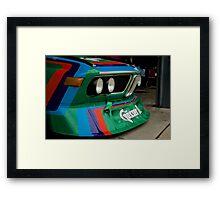 Bavarian Batmobile Framed Print
