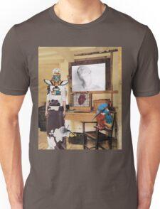 """The Heart Beats in It's Cage""(Julian Casablancas) Unisex T-Shirt"