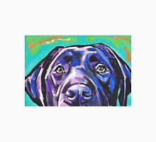 Labrador Retriever Dog Bright colorful pop dog art Unisex T-Shirt