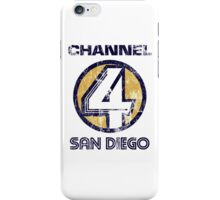 Channel 4 San Diego iPhone Case/Skin