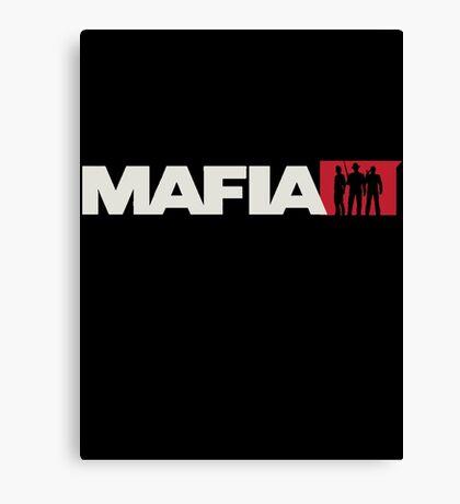 Mafia 3 logo Canvas Print