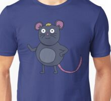 Mouse Percy Unisex T-Shirt