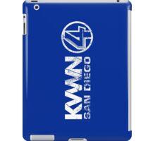 KVWN San Diego (Distressed) iPad Case/Skin