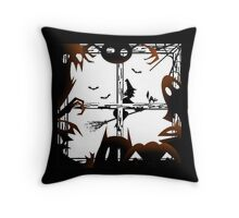 The Witching Hour Throw Pillow