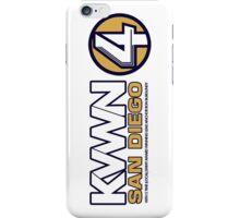 KVWN San Diego (Outlined) iPhone Case/Skin