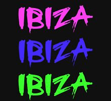 Ibiza, Party, Holiday Womens Fitted T-Shirt