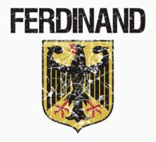 Ferdinand Surname German by surnames