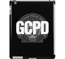 GCPD - Gotham Police (Grey) iPad Case/Skin