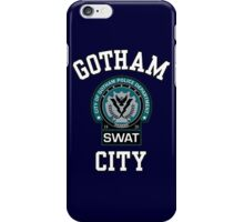 Gotham City Police SWAT iPhone Case/Skin