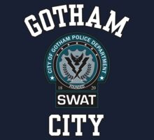 Gotham City Police SWAT by Cinerama