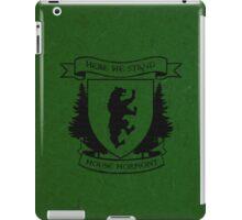 House Mormont iPad Case/Skin