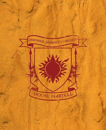 House Martell by isabelgomez