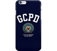 City of Gotham Police Department iPhone Case/Skin