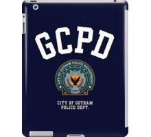 City of Gotham Police Department iPad Case/Skin