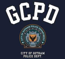 City of Gotham Police Department by Cinerama