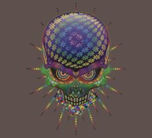 Crazy Skull Psychedelic Explosion Kids Clothes