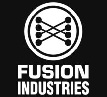 Fusion Industries - Back to the Future (White) by Cinerama