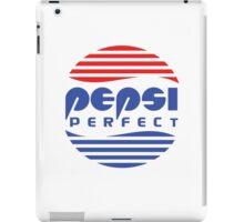 Pepsi Perfect - Back to the Future (Flat Colors) iPad Case/Skin